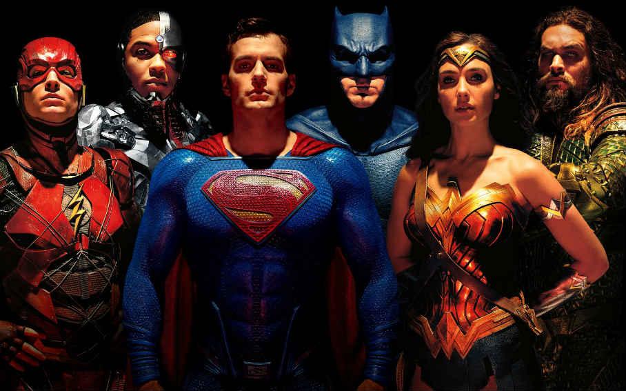 Liga Sprawiedliwości - nowe zdjęcia ze Snyder Cut. Henry Cavill o kontynuowaniu roli Supermana