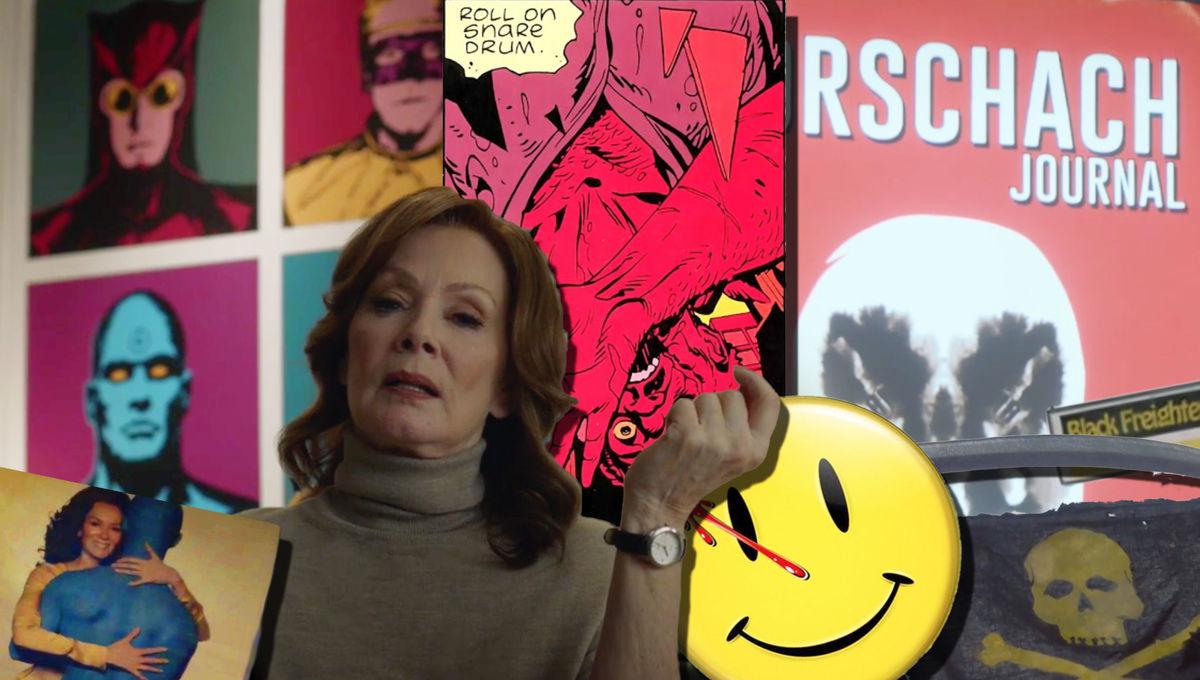 Watchmen - to mogliście przegapić w 3. odcinku. Easter eggi i odniesienia