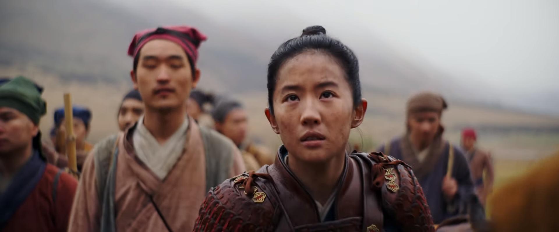 Mulan - zdjęcia ze zwiastuna filmu Disneya. Zobacz galerię