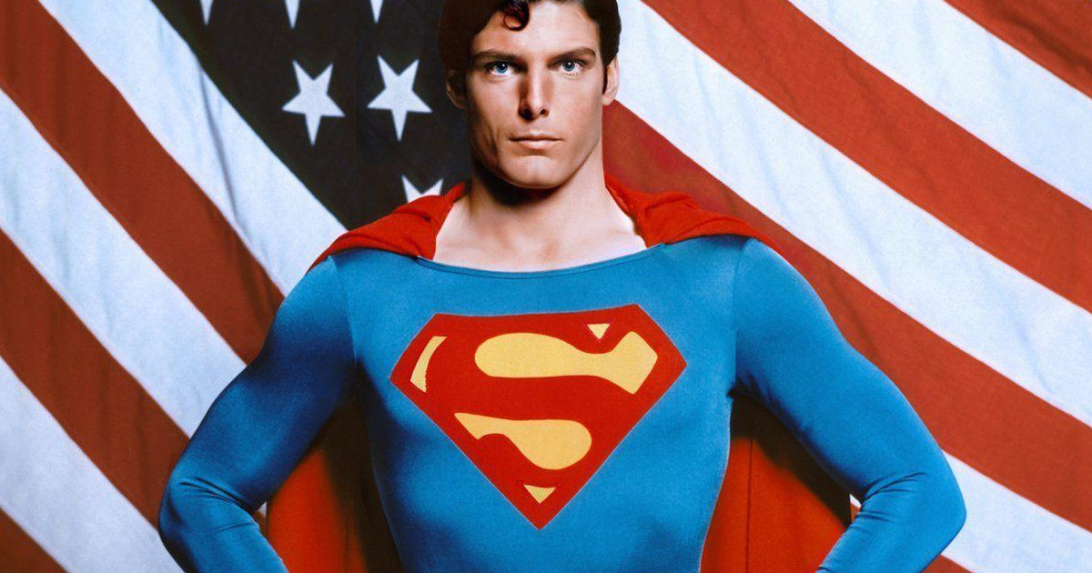 Christopher Reeve jako Superman