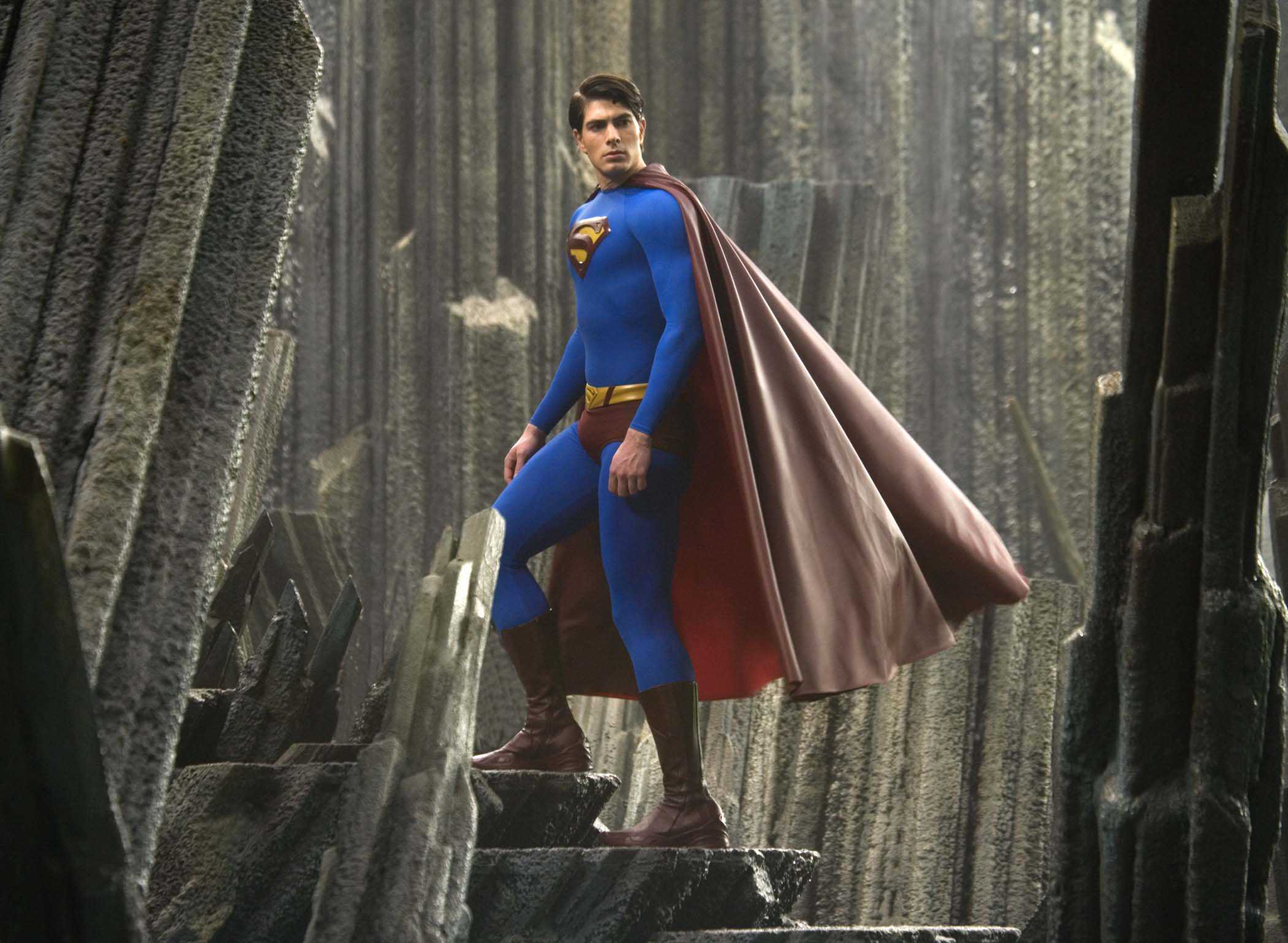 Brandon Routh jako Superman