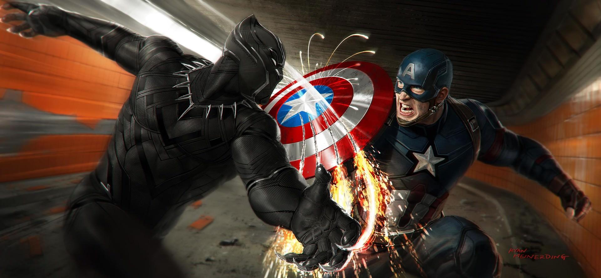 Avengers vs. Avengers - Wojna bohaterów, jakiej nie znacie [SZKICE]