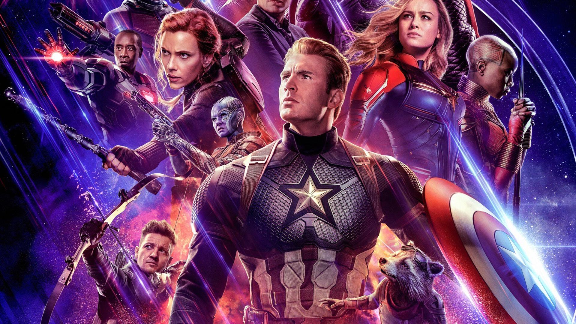 1. Avengers: Koniec gry