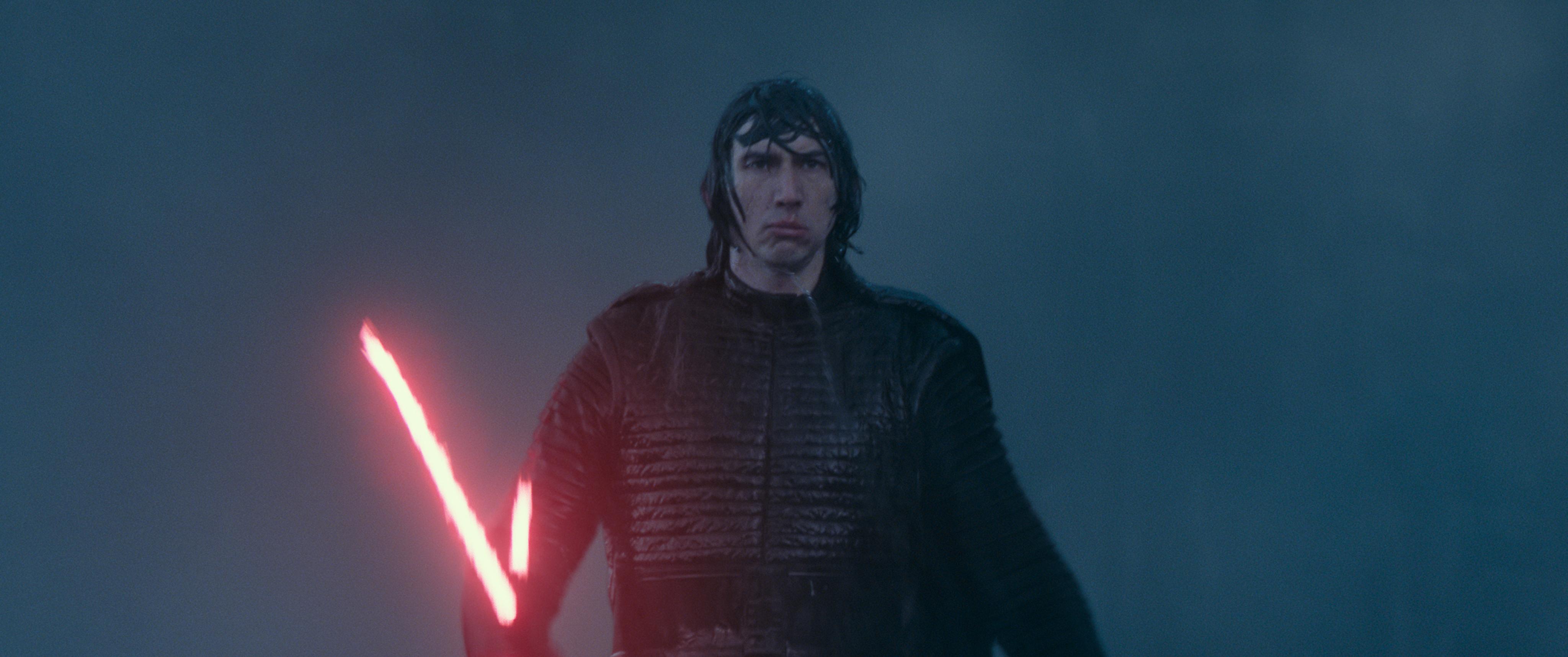 Kylo Ren - najlepszy czy najbardziej niewykorzystany bohater Star Wars?