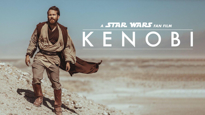 Kenobi - fanowski film o życiu mistrza Jedi na Tatooine. Czy taki będzie też serial Disney+?
