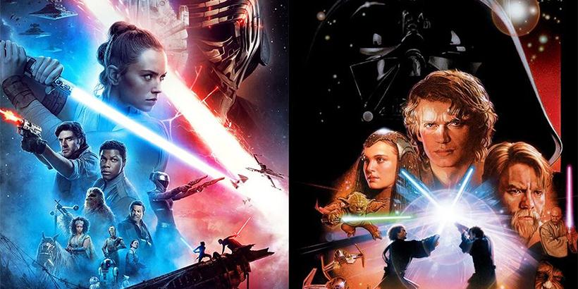 Star Wars - Prequele lepsze od Sequeli? Porównanie trylogii