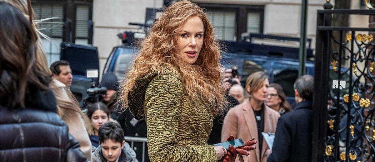 The Undoing - zwiastun serialu twórcy Wielkich kłamstewek. Aktorski popis Nicole Kidman