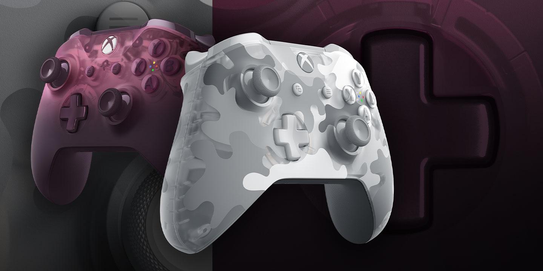 Microsoft wypuścił nowe modele kontrolerów do Xboxa One