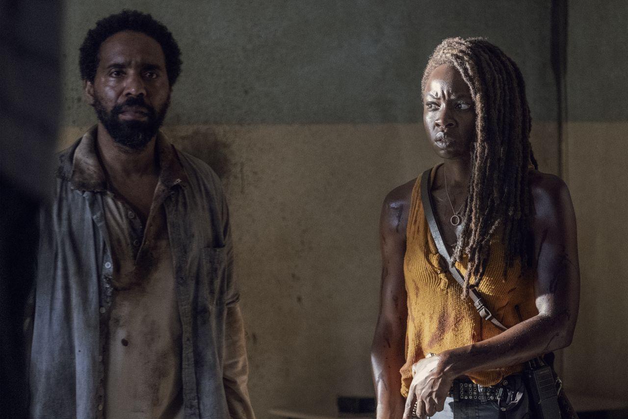 The Walking Dead - Michonne odeszła z serialu. Jaki będzie wpływ na uniwersum? [WIDEO]