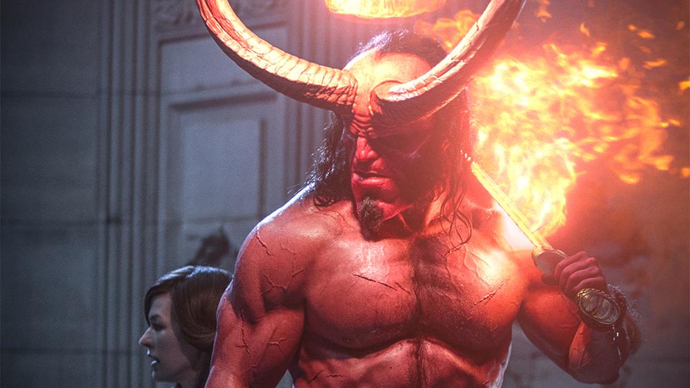 Fani del Toro przyczynili się do klapy Hellboya? Tak twierdzi Harbour