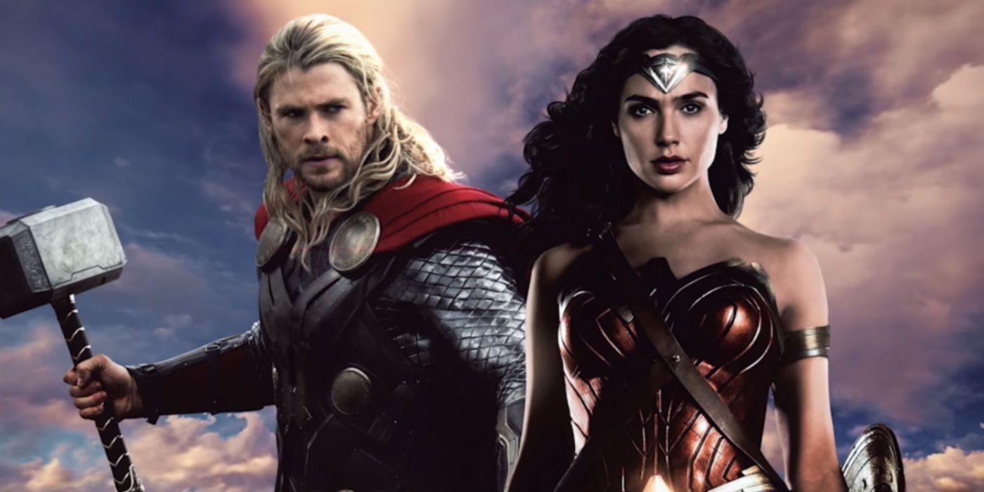 Wonder Woman 1984 - Patty Jenkins o porzuceniu pracy nad drugim Thorem
