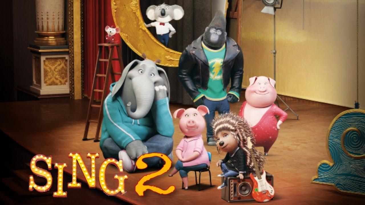 Sing 2 – plakaty z bohaterami filmu. Muzyczna ferajna powraca