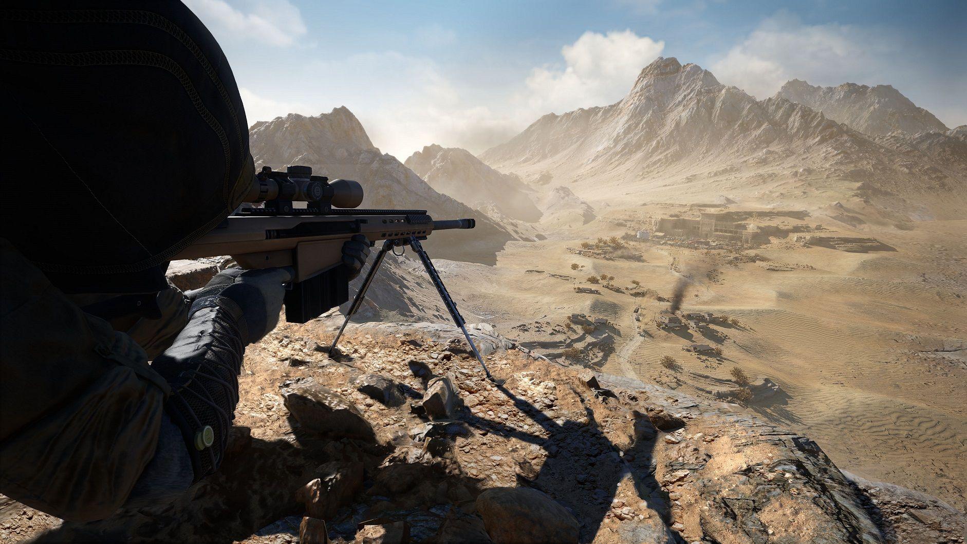 Sniper Ghost Warrior Contracts 2 sprzedaje się znakomicie. CI Games zadowolone z wyniku finansowego