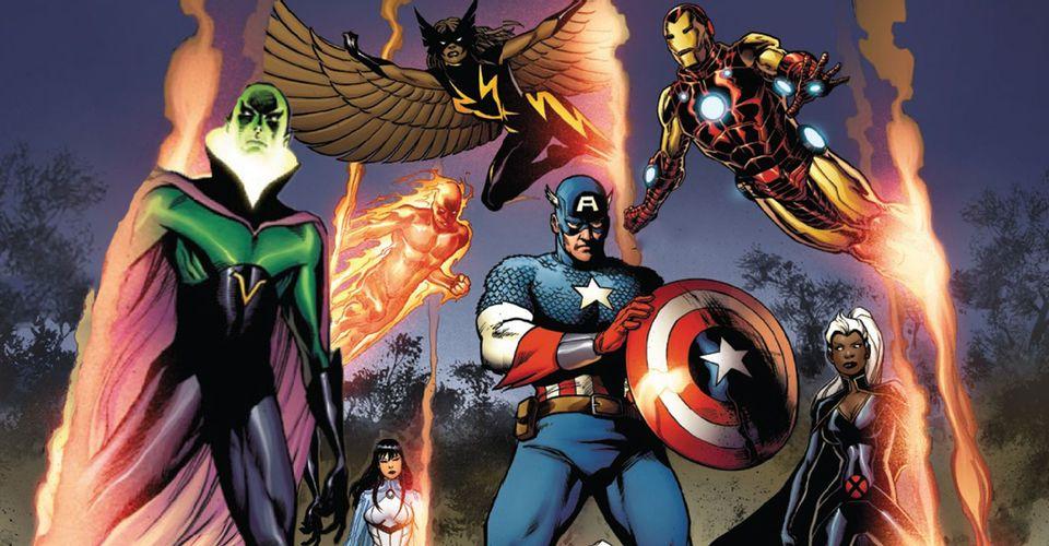 Marvels – Avengers i mutanci łączą siły, zupełnie nowe postacie. Fani na ten komiks czekali