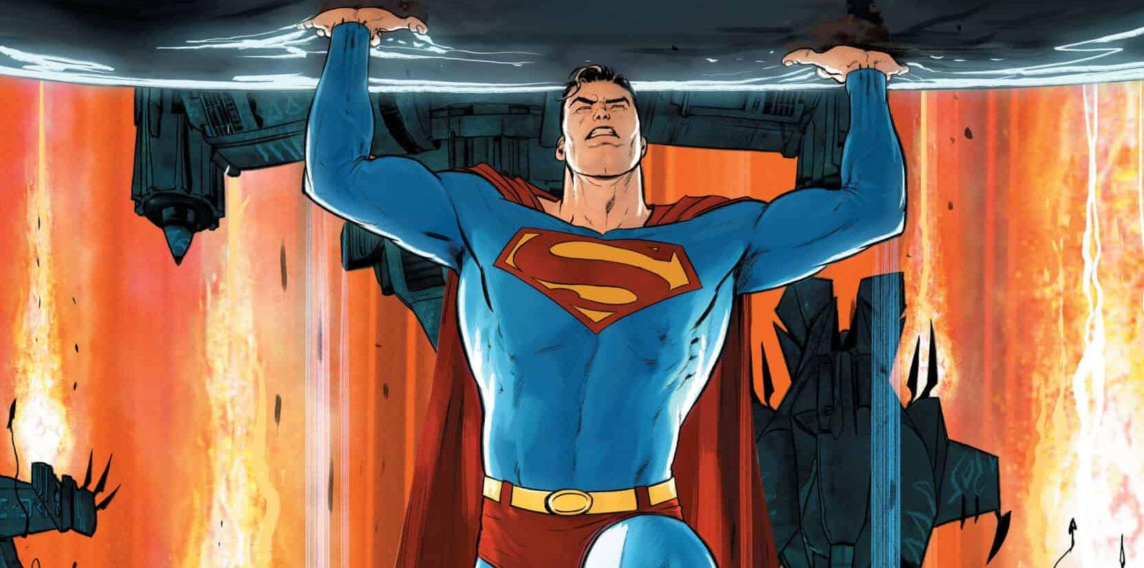 To odkrycie może zmienić losy Supermana. Ilu Kryptończyków żyje w uniwersum DC?