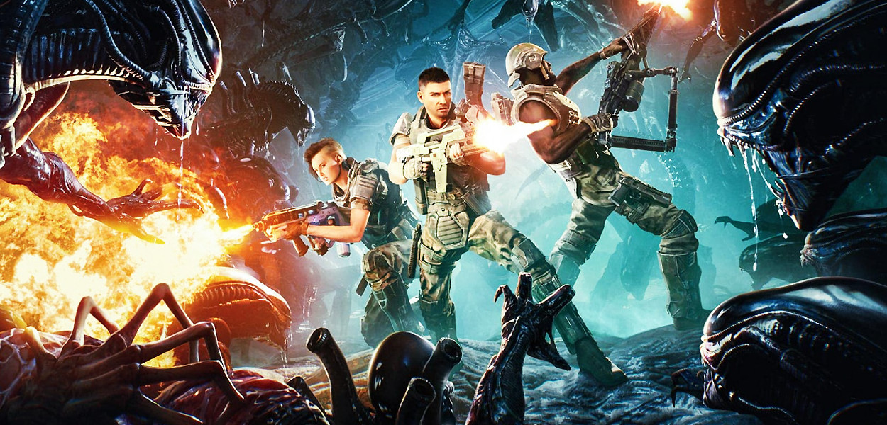 Aliens: Fireteam Elite – zwiastun zdradza datę premiery gry