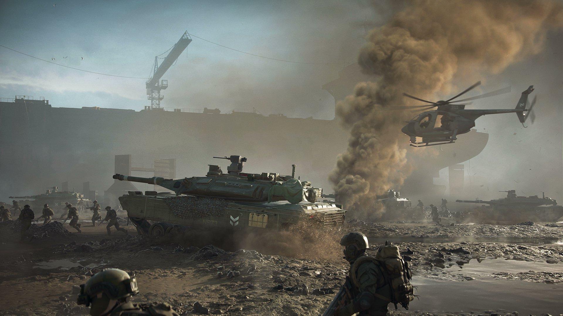 Battlefield 2042 – techniczna alfa już wkrótce. W planach są też otwarte testy
