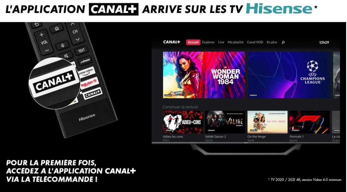 Przycisk Canal+ trafi na piloty francuskich telewizorów